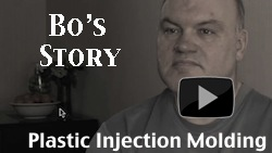 Video for Bo's Story: Plastic Injection Molding