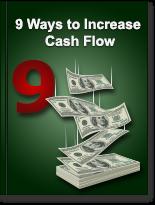 9 ways to increase cash flow