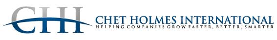 Chet Holmes International logo