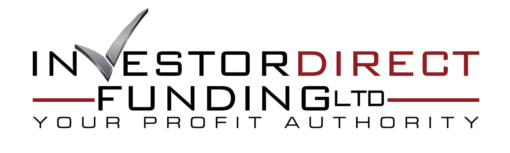 Invester direct funding final logo LTD